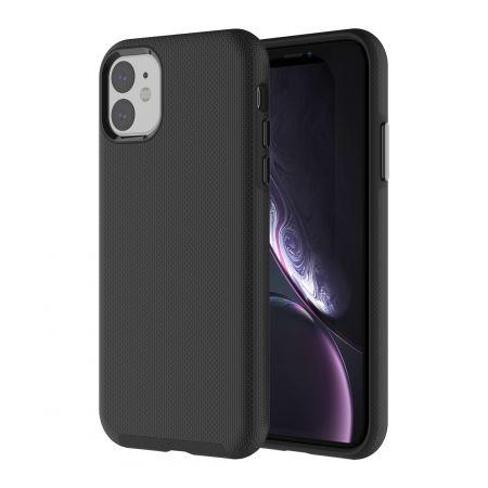 Protech silicone case - Apple Case PROTech Black iPhone 11/XR