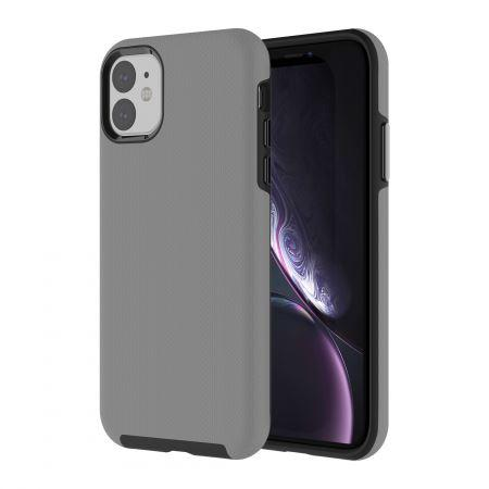Protech silicone case - Apple Case PROTech Grey iPhone 11/XR