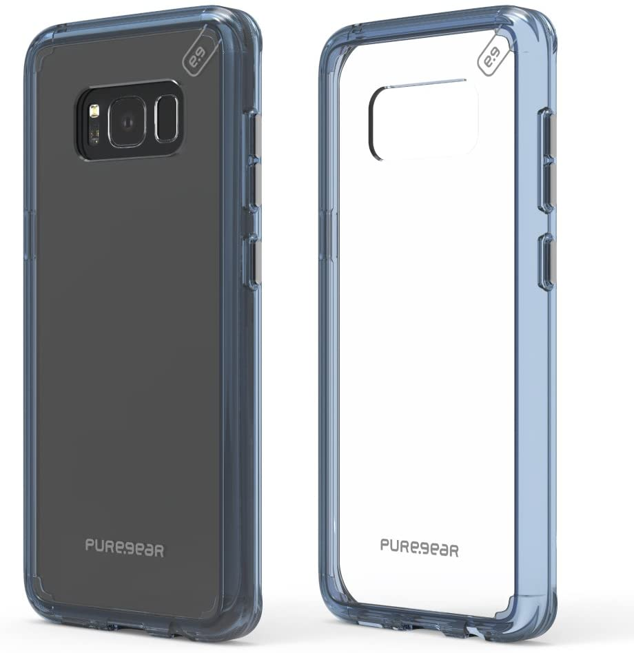 PUREGEAR - SLIM SHELL PRO CASE FOR SAMSUNG GALAXY S8+ Case Pure Gear