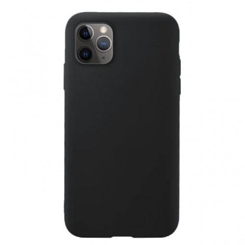 Silicone case with camera holes for iPhone 11 Pro Max Coconut