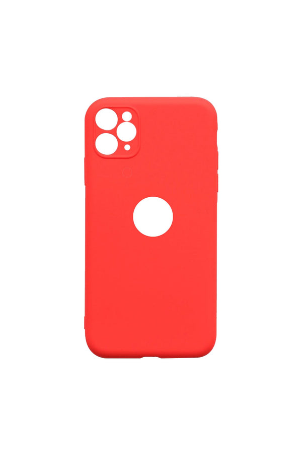 Soft Feeling Case with camera fine hole design for iPhone 11 pro max Case Coconut Coral