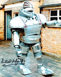 MICHAEL KILGARRIFF as a Robot- Doctor Who