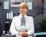 TRACEY CHILDS as CS Elaine Jenkinson - Broadchurch