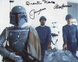 JEREMY BULLOCH, ALAN HARRIS and QUENTIN PIERRE - Star Wars: The Empire Strikes Back