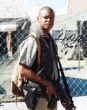 LAWRENCE GILLIARD JR. as Bob Stookey - The Walking Dead