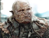 PHILIP GRIEVE as an Orc Commander  - Lord Of The Rings