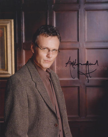 ANTHONY HEAD as Rupert Giles - Buffy The Vampire Slayer