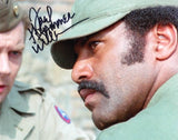FRED WILLIAMSON as Captain Samuel Beck - Delta Force
