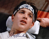 RALPH MACCHIO as Daniel LaRusso - The Karate Kid