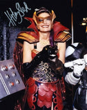 HILARY SHEPARD as Divatox -  Power Rangers Turbo