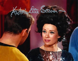 ANTOINETTE BOWER as Sylvia - Star Trek