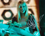 BILLIE PIPER as Rose Tyler - Doctor Who
