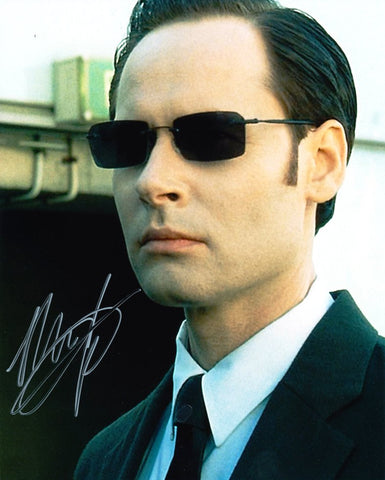 PAUL GODDARD as Agent Brown - The Matrix