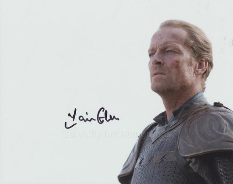 IAIN GLEN as Ser Jorah Mormont - Game Of Thrones