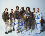 ALIEN Multi Signed Cast Photo - 4 Autographs