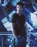 STEVEN STRAIT as Jim Holden - The Expanse