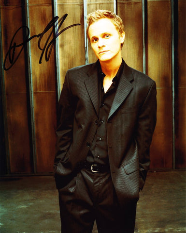 DAVID ANDERS as Mr Sark - Alias