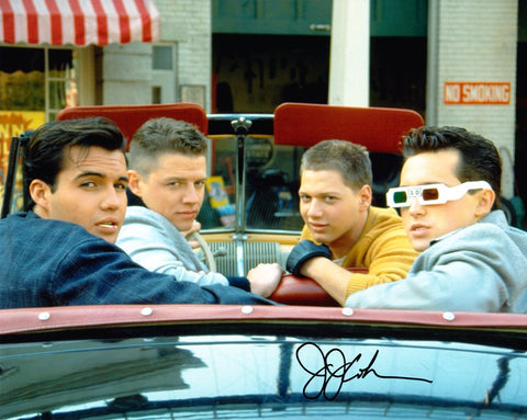 J.J. COHEN as Skinhead - Back To The Future