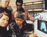 HATTIE HAYRIDGE as Holly - Red Dwarf
