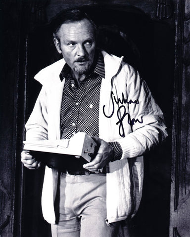 JULIAN GLOVER as Aristotle Kristatos - James Bond: For Your Eyes Only