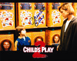 CHRISTINE ELISE as Kyle - Child's Play 2