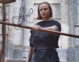 FAYE MARSAY as The Waif - Game Of Thrones
