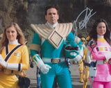 JASON DAVID FRANK as Tommy Oliver - The Green Ranger - Mighty Morphin Power Rangers