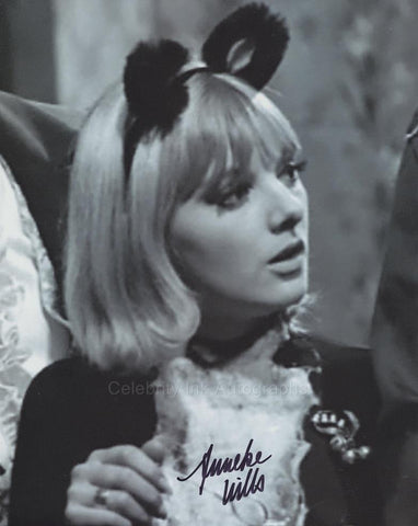 ANNEKE WILLS as Polly Wright - Doctor Who