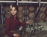 JENNA COLEMAN as  Clara Oswald - Doctor Who