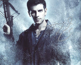 DAVID GIUNTOLI as Nick Burkhardt - Grimm