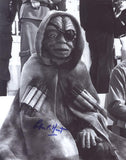 COLIN HUNT as Orrimaarko (Prune Face) - Star Wars