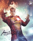 FRANZ DRAMEH as Jefferson Jackson / Firestorm - Legends Of Tomorrow