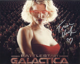 TRICIA HELFER as Number 6 - Battlestar Galactica