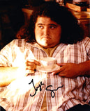 "JORGE GARCIA as Hugo ""Hurley"" Reyes - Lost"