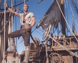 TOM HOPPER as Billy Bones - Black Sails
