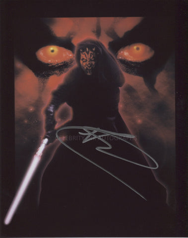RAY PARK as Darth Maul - Star Wars