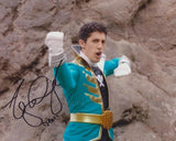 AZIM RIZK as Jake Holling / The Green Super Megaforce Ranger - Power Rangers Megaforce