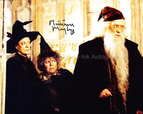 MIRIAM MARGOLYES as Professor Pomona Sprout - Harry Potter