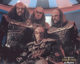 CHRISTOPHER LLOYD as Commander Kruge - Star Trek III