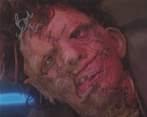 BOB ELMORE as Leatherface - The Texas Chainsaw Massacre 2
