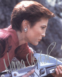NANA VISITOR as Major Kira Nerys - Star Trek: DS9