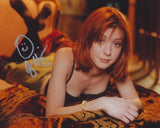 ALYSON HANNIGAN as Willow Rosenberg - Buffy The Vampire Slayer