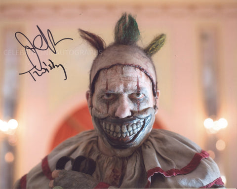 JOHN CARROLL LYNCH as Twisty the Clown - American Horror Story