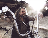 "MARK BOONE JUNIOR as Robert ""Bobby Elvis"" Munson - Sons Of Anarchy"