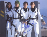 MICHAEL COPON as Lucas Kendall / Blue Time Force Ranger - Power Rangers
