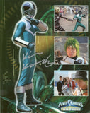 KEVIN KLEINBURG as Trip Regis / Green Power Force Ranger - Power Rangers