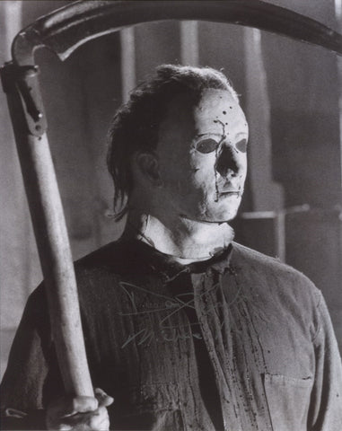 DON SHANKS as Michael Myers - Halloween 5