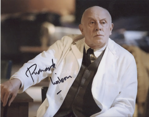 RICHARD WILSON as Dr. Constantine - Doctor Who