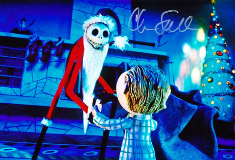 CHRIS SARANDON - Voice Of Jack - The Nightmare Before Christmas