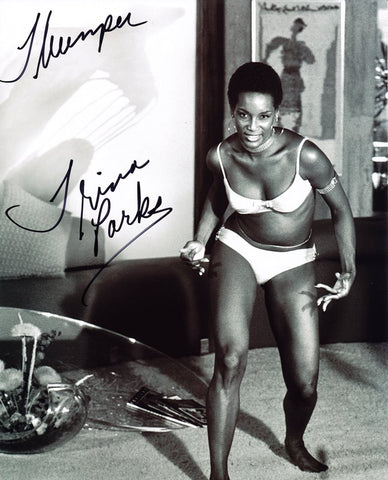 TRINA PARKS as Thumper - James Bond Diamonds Are Forever